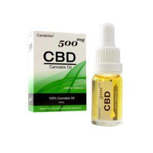 Canabidol CBD Oil