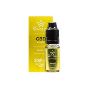 dr watson cbd vape juice